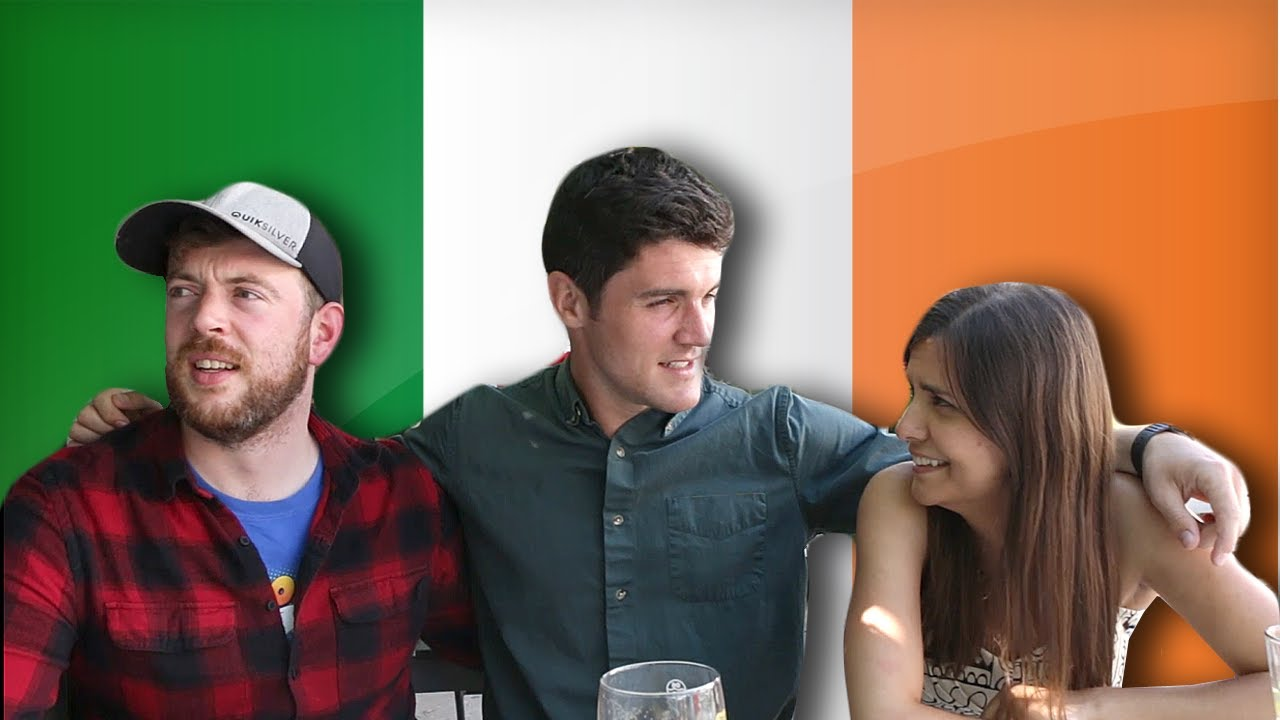 Dating an irish american man