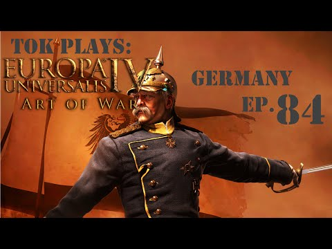 Tok plays EU4 - Germany ep. 84 - Viennan Marches