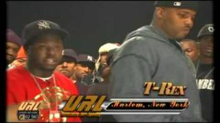 URL PRESENTS MATH HOFFA VS T-REX ROUND 2 | URLTV