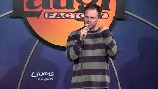 Eddie Pence Stand-Up: Raising Kids In L.A.