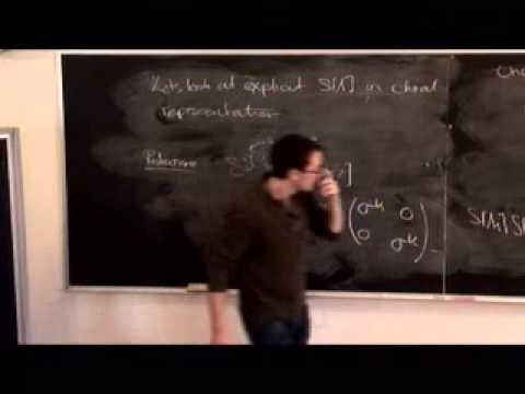 Lec 10 - Quantum Field Theory | University of Cambridge