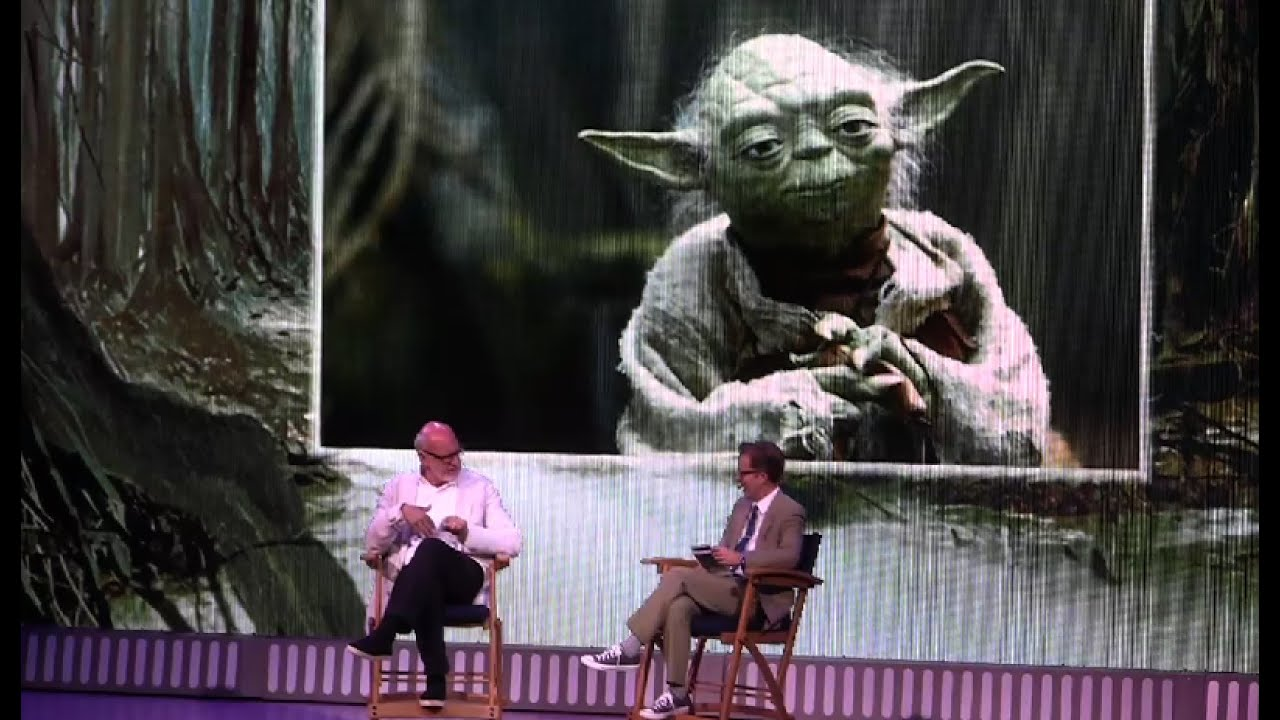 Yoda himself, Frank Oz, ends Star Wars Weekend at Disney World ...