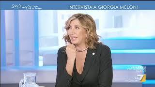 """Giorgia Meloni Su Giuseppe Conte: """"sono Rimasta Di Stucco, In Privato Mi Ringrazia Poi In ..."""