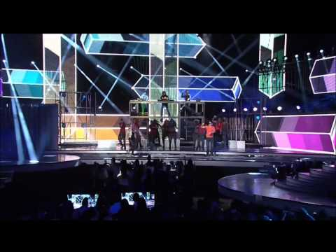 Billboard Latin Music Awards 2012  Tribal Monterrey Intentalo Videos De Viajes