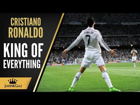 Cristiano Ronaldo || King of Everything || 2016 || ᴴᴰ