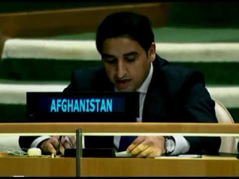 Afghanistan rips Pakistan at the UN