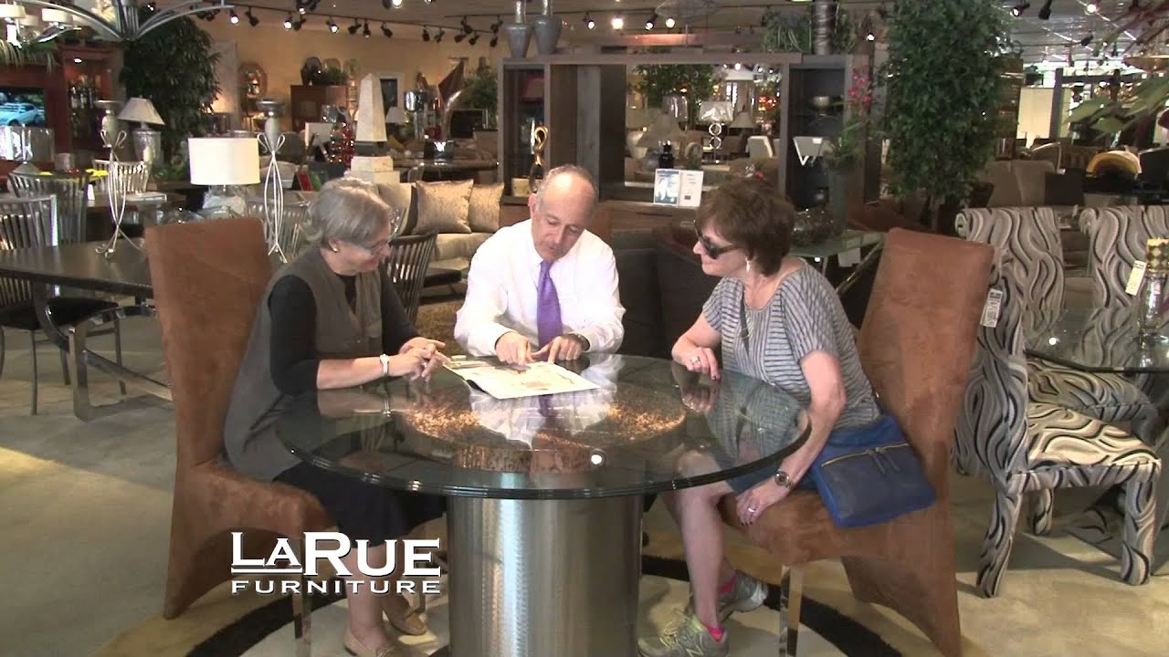 larue fine furniture dream design redecorate youtube