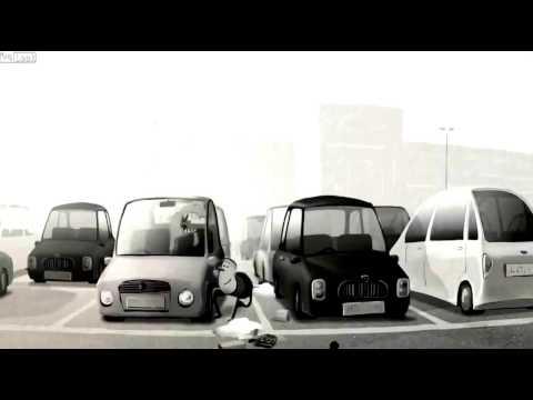 Animasi  Bergerak  Kartun Mobil  Asik Lucu Gokil YouTube