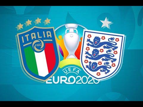 Download Italy vs England Final   EURO 2020   Match #51 #ITA #ENG #EURO2020