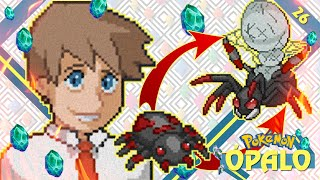 EL ARIADOS VERSIÓN CEFIRA ES INCREÍBLE!!! | Pokémon OPALO HARDLOCKE Ep.26