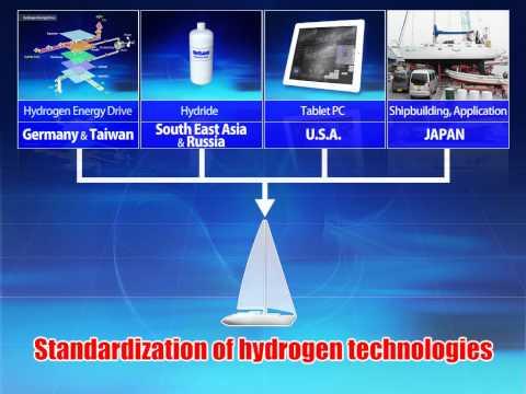 Promotion Type D - Hydrogen Ship 'Blue Noah'