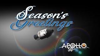 Season's Greetings from NASA 2018