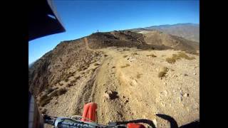 JAWBONE CANYON - Jaw Bone - Mojave Desert - GoPro Hero - Thanks Giving 2012