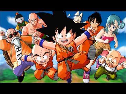 Ringtone - Dragon Ball Theme Makafushigi Adventure