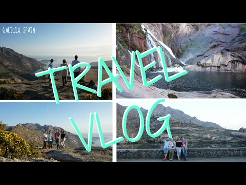 AMAZING VIEWS, WATERFALL & VISITING FAMILY IN GALICIA | SPAIN TRAVEL VLOG (APRIL 22nd)