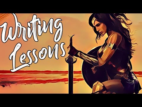 What Writers Should Learn From Wonder Woman