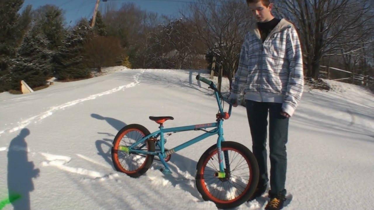 Adam LZ 2012 Bike Check - YouTube