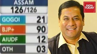 Election Results: BJP Is Just Two Short For Full Majority In Assam