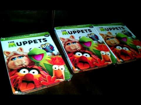 Download Muppets steelbook (limited)