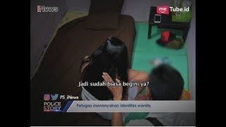 """Tim Eagle One Gerebek Panti Pijat """"Plus Plus"""" di Pasar Minggu Part 01 - Police Story 19/03"""