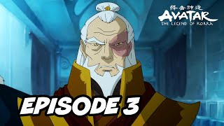 The Legend Of Korra Season 3 Episode 3 Review - The Earth Queen Sucks