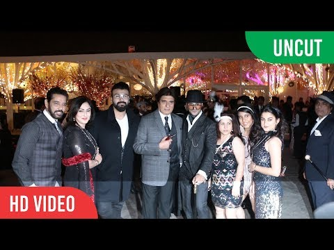 Prateik Babbar And Sanya Sagar's Wedding Grand Reception Party | Full Video
