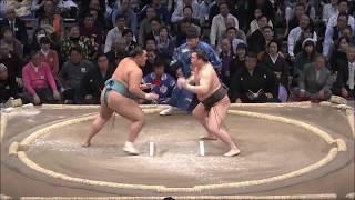 大相撲九州場所2017 白鵬 40回目の優勝 全取り組み 白鵬 検索動画 11
