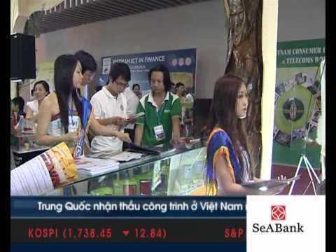 VISCOM - Vietnam Computer World Expo (VCW) 2010