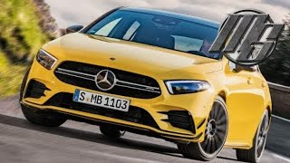 🔴 2019 Mercedes-AMG A35 4MATIC 302 hp | Best Car - Motorshow