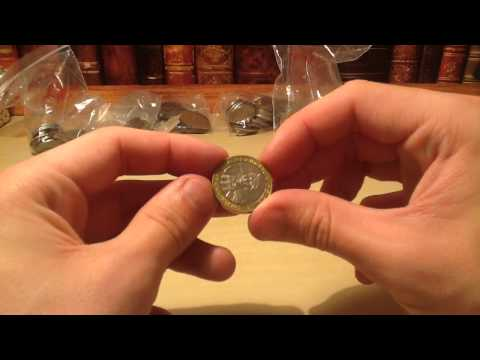 The Coins of Chile ~ Chilean peso ~ CoinBox