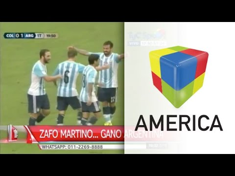 Argentina resucitó ante Colombia y ahora respira en las Eliminatorias
