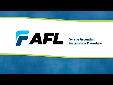 Swage Grounding Installation Instructions