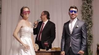 A Mais Bela Explicação em um Casamento