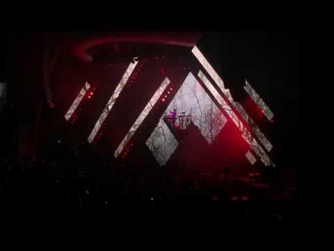 KYGO - Ed Sheeran - I See Fire (KYGO Remix) - Hollywood Bowl - Los Angeles