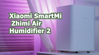 Обзор увлажнителя Xiaomi SmartMi Zhimi Air Humidifier 2