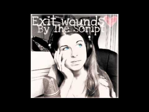 The Script - Exit Wounds (Cover by LizzyV)