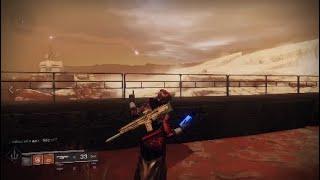 Destiny 2 - BEST BUILD FOR MARS (WARLOCK) ESCALATION PROTOCOL