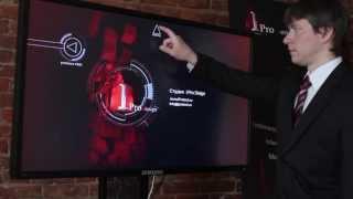 Cоздание интерактивных мультимедийных презентаций. Технология I.Pro