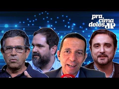 #PraCimaDeles com Xico Graziano, Filipe Trielli, José Maria Trindade e Silvio Navarro