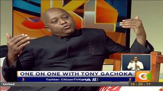 JKL | One on One with Tony Gachoka [Part 1] #JKLive
