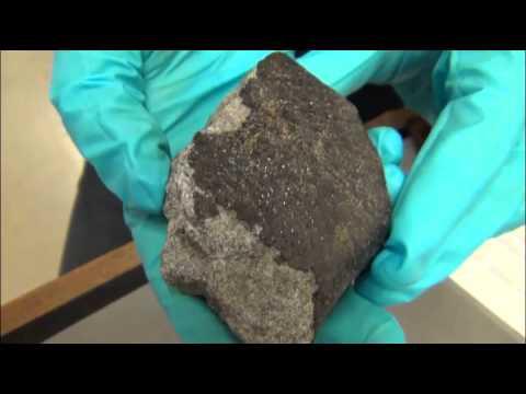 Rare meteorites from London