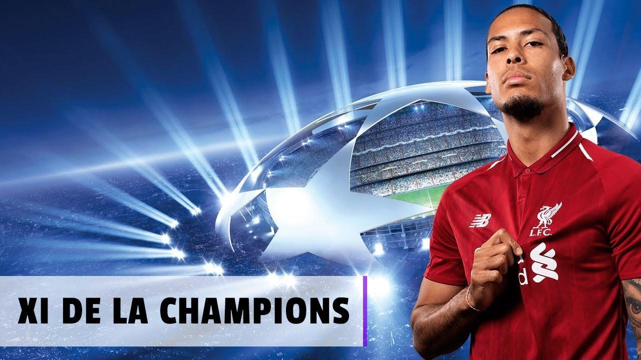 El 11 ideal de la dcada en Champions League