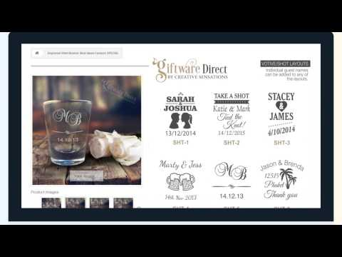 Download] Giftware Direct Introduction Video Wedding Gifts
