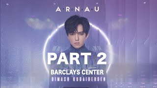 Dimash Kudaibergen - ARNAU ENVOY New York Concert (Barclays Center) - Part 2