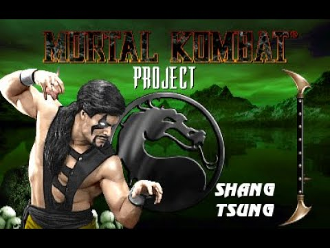 MK Project 4.1 S2 Final Update 5 - Shang Tsung Playthrough