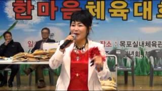 우순정-재목신안군향우회-품바대왕영상