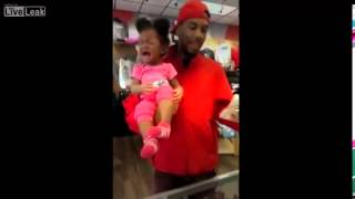 Baby Crying - Gets Money And Then This Happens.
