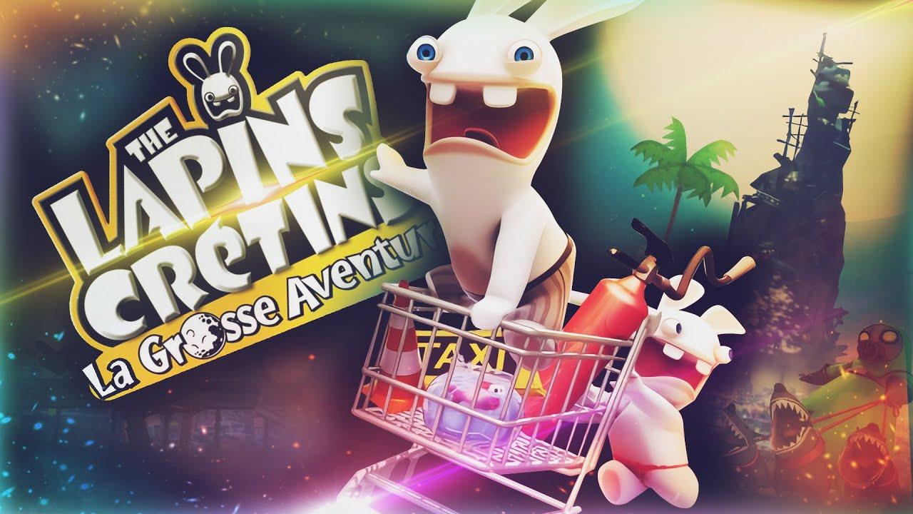 Download Lapin Crétins la Grosse Aventure