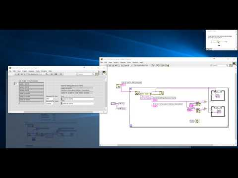 [LabVIEW] Find USB Device Name Using 'VISA interface name programatically'