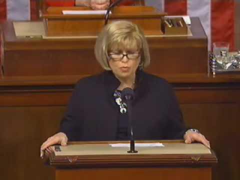 Congresswoman Fallin invites Pastor Sharon Daugher...